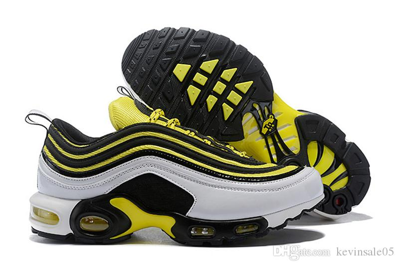 c5885517e766 Cheap New Fashion Mens 97 Plus TN Sports Shoes Chaussures Hot Sale ...