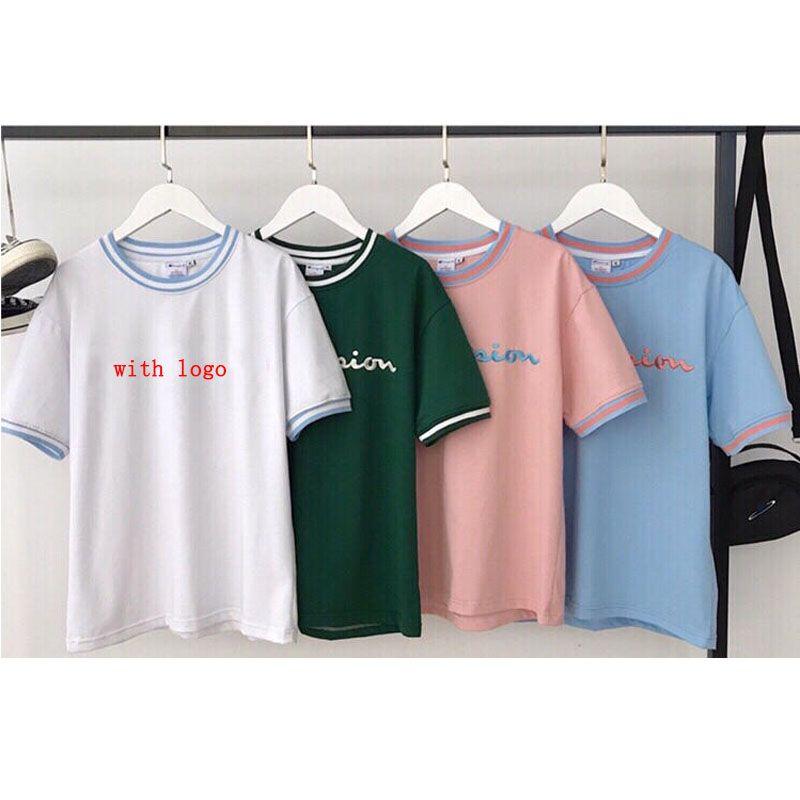372b6c8a9 Mens Womens Designer T Shirt Luxury Men Women Brand Tees Fashion ...