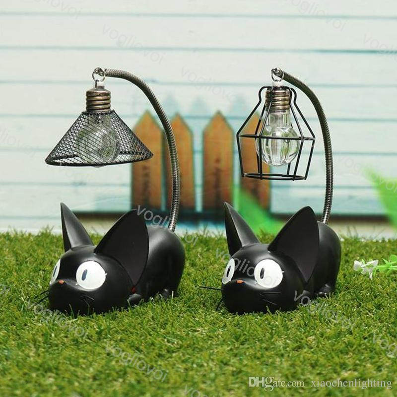 Table Lamp Cartoon Cat Animal Night Light Lovely Cute Ornaments Children Kid Bedside Reading Table Night LED Lighting Lamp Deocr Gift DHL