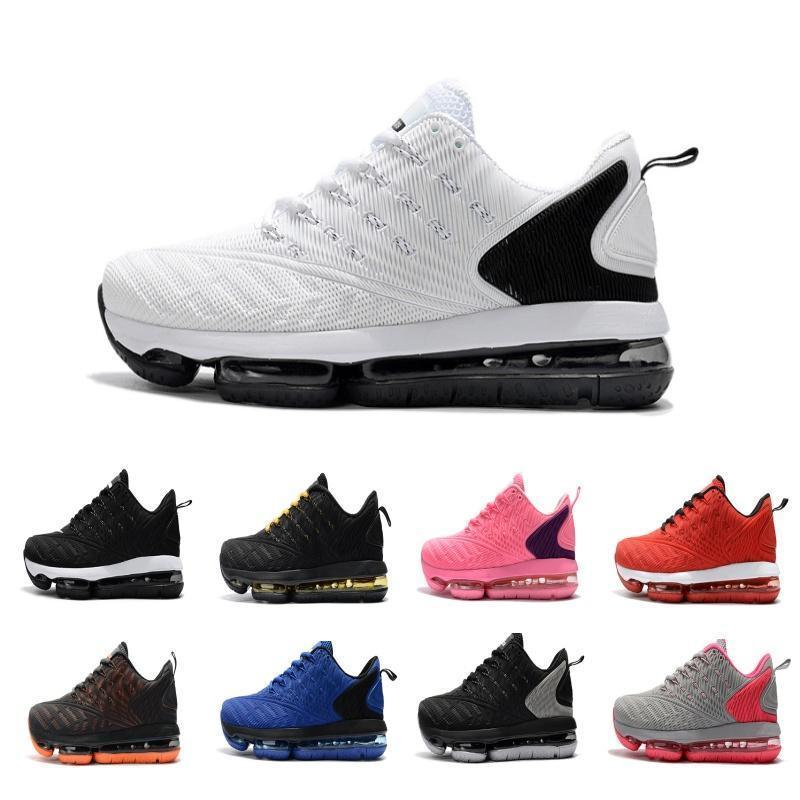 New 2019 running shoes mens brand nano technology fine mold boots womens black white pink oreo breathable trainers size 36-48