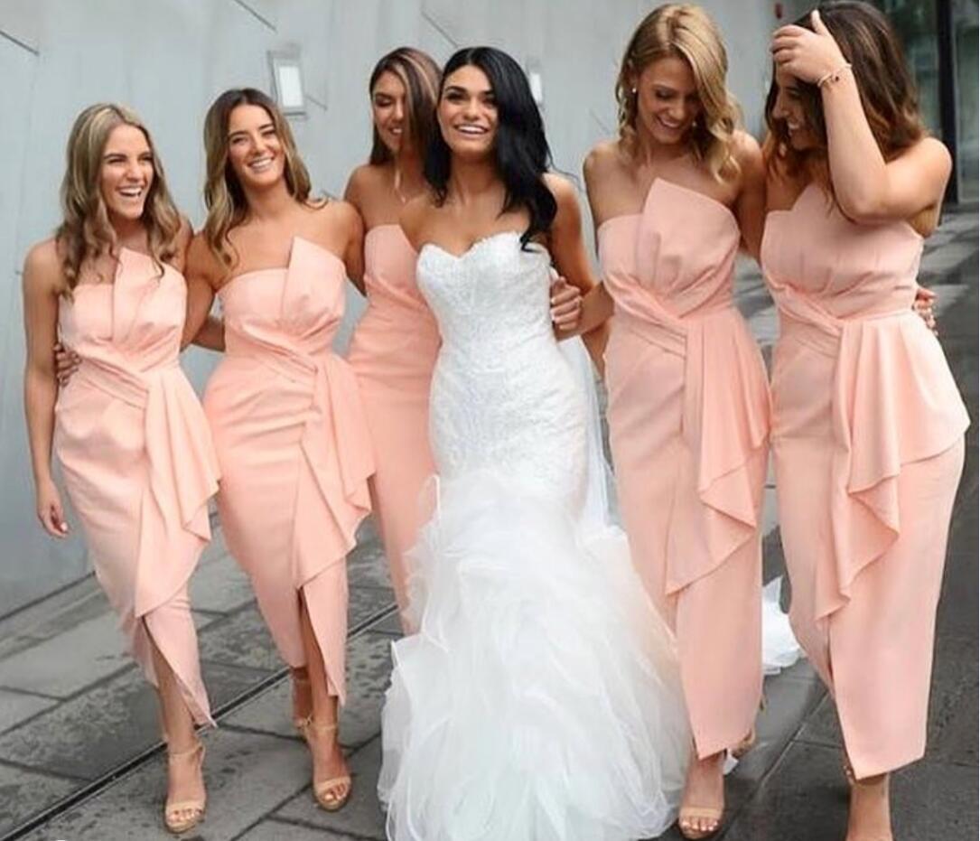 367a842954f3e Cerise Pink Bridesmaid Dresses Uk