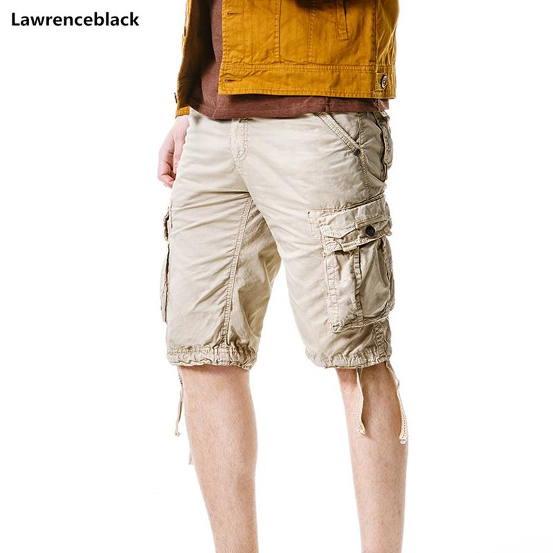 6d56906f3c 2019 Men Cargo Shorts 2019 Brand New Army Shorts Men Cotton Loose Work  Casual Short Trousers For Summer No Belt Bottoms 746 From Hoto, $37.89 |  DHgate.Com