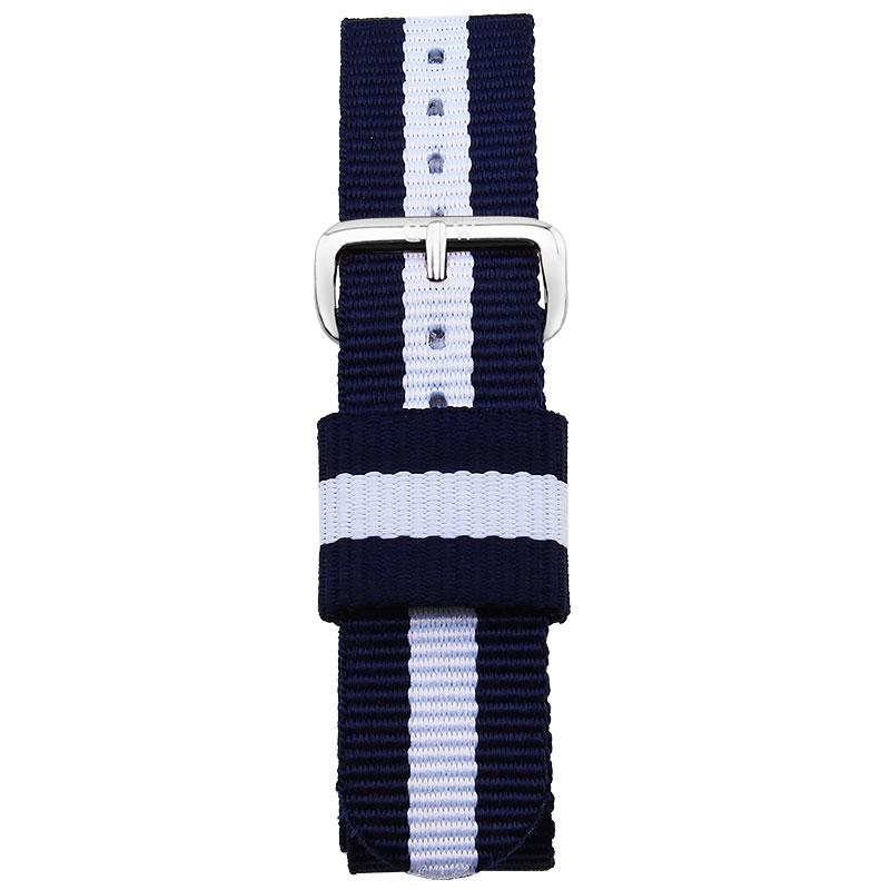18mm20mm  Causal Army Sport Nato fabric Nylon watchband accessories Bands Buckle belt Canvas For Men Watch Strap+ tools.