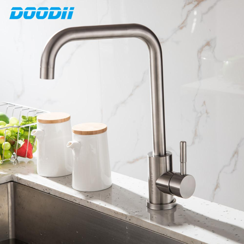 2019 Kitchen Faucet With Filtered Water Stainless Steel Faucet Mixer