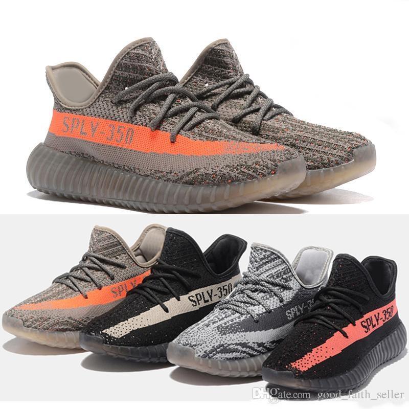 best website ec5e4 ef54c Adidas Yeezy Boost Supreme Off White Vapormax Zapatos Desinger Zapatos  Atléticos Pirata Negro 350 V2 Beluga 2.0 Recibo 350 Hombres Mujeres Moda  Zapatillas ...