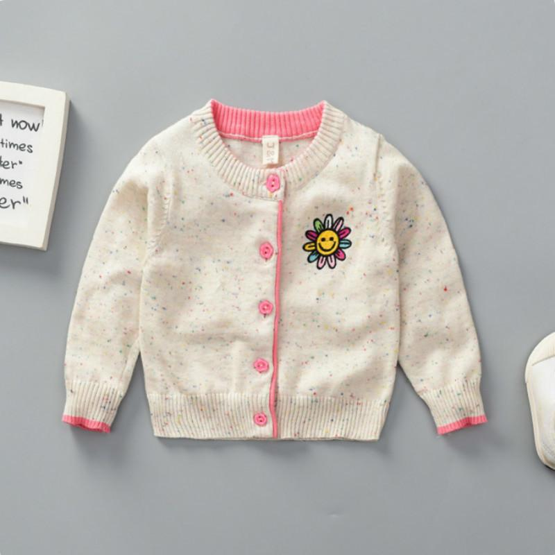 1da628fc6 1 6T 2019 New Clothing For Baby Girl Knitted Sweater Spring Autumn ...