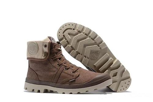 3b50b20788a 2019 Fashion Trend 14 Palladium Palladium Men's High-top Military Boots  Canvas Sneakers Casual Shoes People's Non-slip Shoes Sports Online with  $70.89/Piece ...