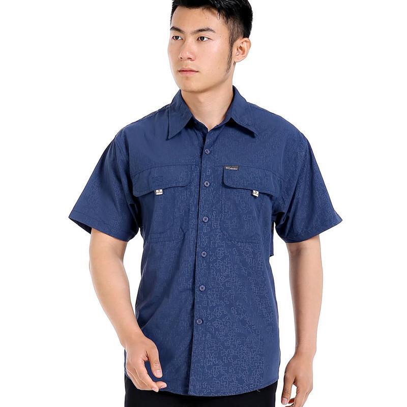 6e0957b133 Compre Homens De Idade Plus Size Camisas Dos Homens Soltos Lazer Camisa  Masculina Chemise Homme Malha Camisa Curta Manga Homem 2804 C19011001 De  Shen8408, ...