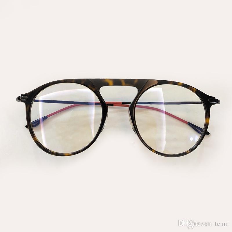 e7293bdb395 2019 Vintage Titanium Eye Glasses Frame For Women 2019 Fashion High Quality  Oculos De Grau Female Optical Frames Female Eyewear From Tenni