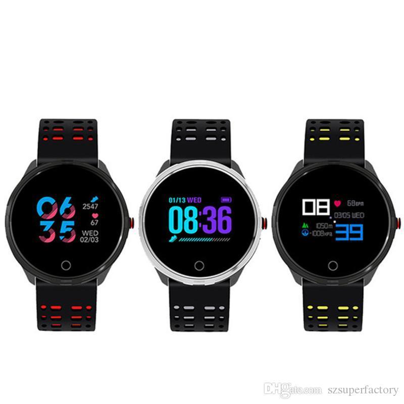03bf13d263be X7 Reloj Inteligente Impermeable Hombres Deportes Smartwatch Android  Bluetooth Ritmo Cardíaco Recordatorio de llamadas Podómetro Rastreador de  ...