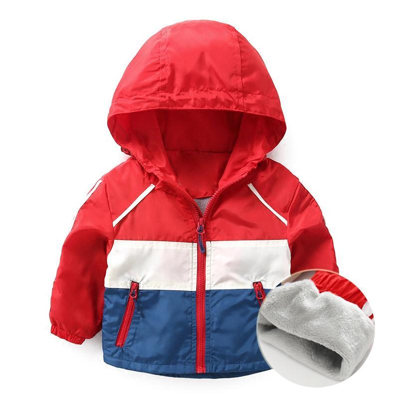 6005a4001e45 Girls Boys Sports Jackets Children Spring Autumn Soft Clothes Plus ...