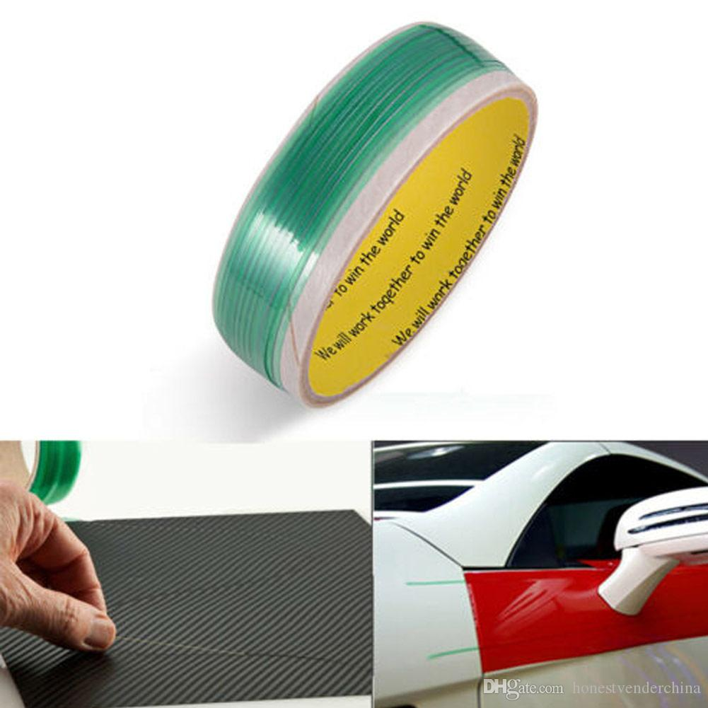 500CM Vinyl Car Wrap Knifeless Tape Design Line Car Stickers Cutting Tool Vinyl Film Wrapping Cut Tape Auto Accessories