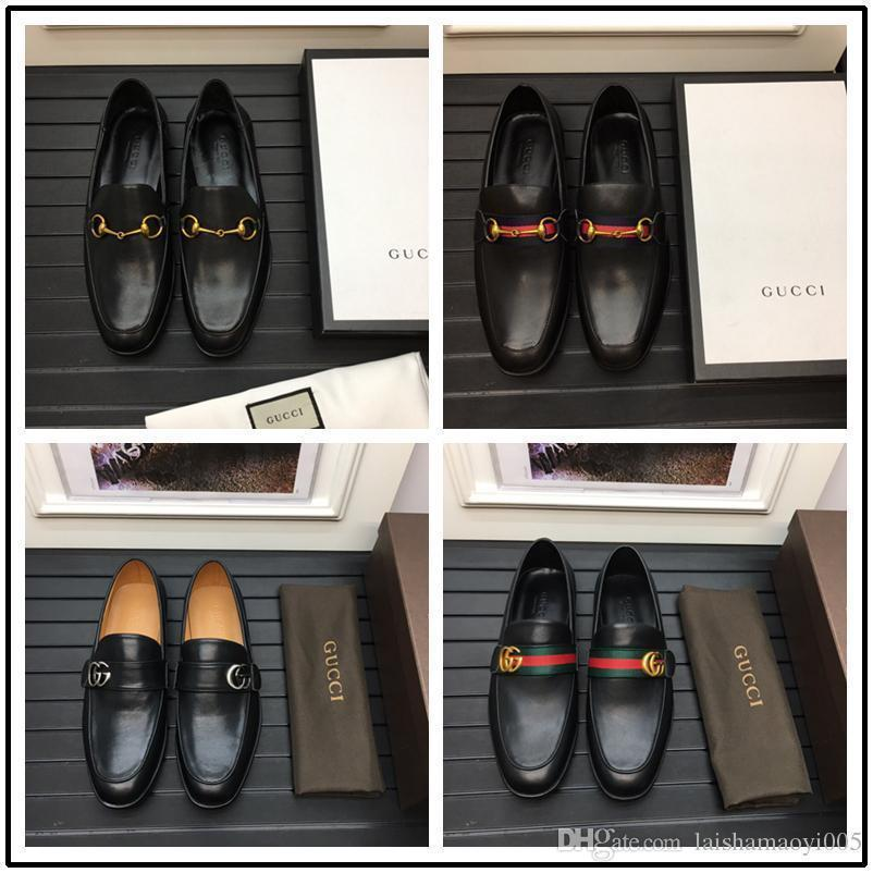 e65c6c77 Up Style Shoes New Leather Handmade Men Driving Lace Genuine 2019 6  ID9YeH2WE