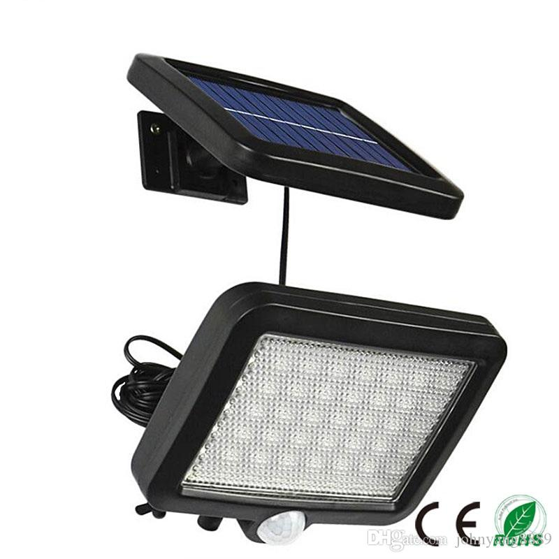 Außenbeleuchtung Licht & Beleuchtung 48 Leds Dual Kopf Solar Licht Radar Sensor Scheinwerfer Wasserdichte Outdoor Solar Garten Licht Super Hellen Hof Flut Led Lampe