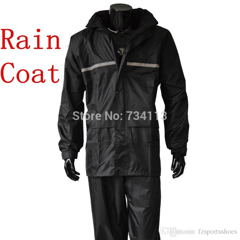 finest selection a2fef a1a1f Impermeabile, pantaloni antipioggia Usura pesante da pioggia Giacca da moto  impermeabile da pioggia, giacca da uomo, poncho, taglia grande, da pesca,  ...