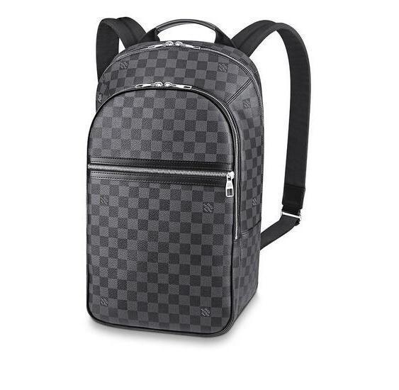 e6897cc6da41 New N58024 Michael MEN FASHION BACKPACKS BUSINESS BAGS TOTE MESSENGER BAGS  SOFTSIDED LUGGAGE ROLLING BAG Mochilas Jansport School Backpacks From ...