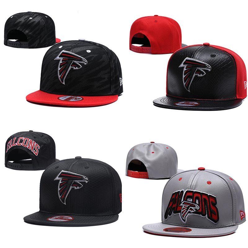 Hot Sale Mens Atlanta Caps Adjustable Brand Designer Hat Fitted Basketball  Hats For Men Snapbacks Hip Hop Baseball Cap Hats Cap Ball Caps Online with  ... 41d52fff156