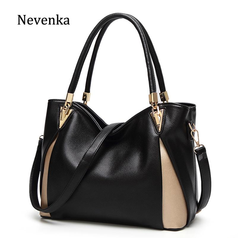 3a49f4903aa7 Nevenka Luxury Handbags Women Leather Shoulder Bag Girls Large Crossbody Bags  Ladies Evening Bag Women Casual Tote For Leather Goods Purses For Sale From  ...