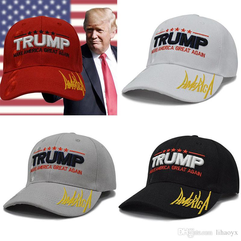 Embroidery KEEP AMERICA GREAT 2020 Snapback Hats letter Outdoor Snapback Hats Unisex Travel Sport fashion Causal Caps dc309