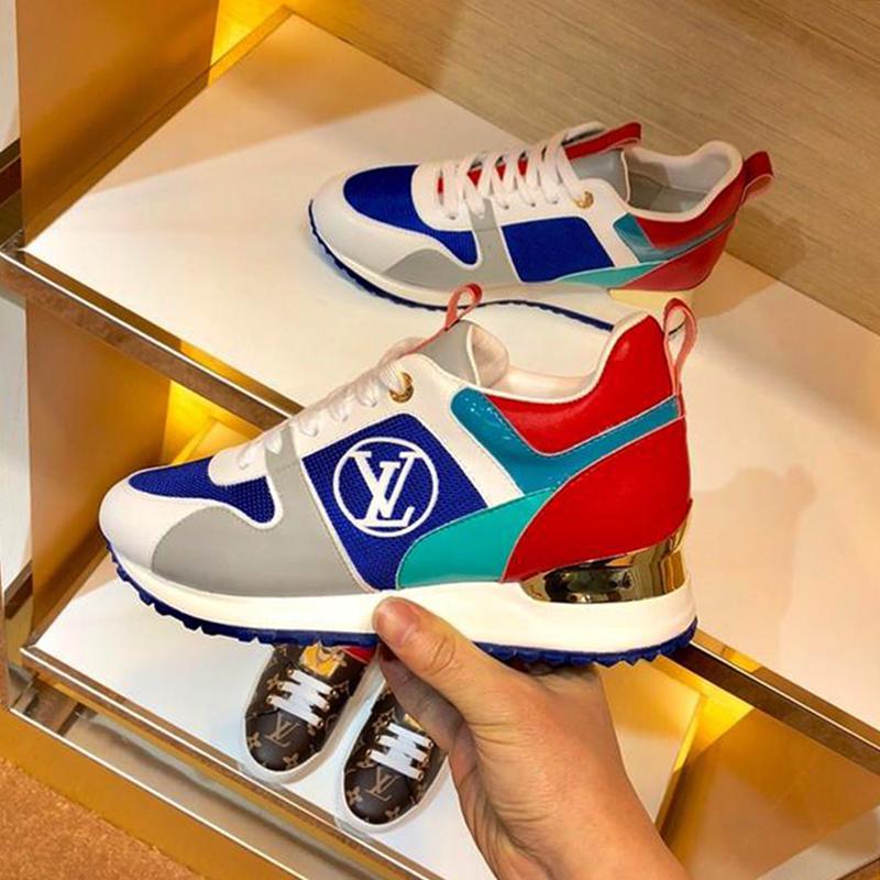 Sommer Mode Schuhe für Damen Sportschuhe Atmungsaktiv Männliche Schuhe Leichte Schuhe Fitness Sport Trainer mit Original Box Verkauf