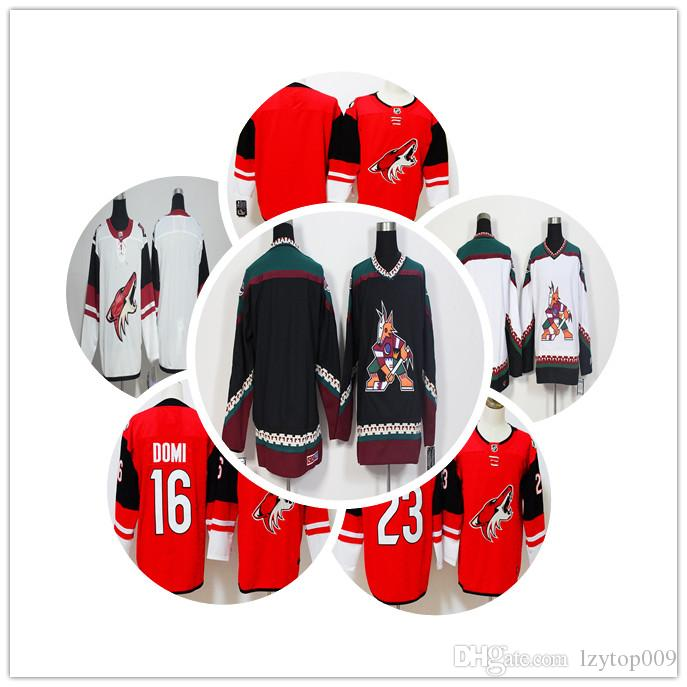 2019 2019 Coyotes 16Doml 23ekman Larsson Hockey Jersey Women S Wear  Children S Wear Any Size Clothing Can Be Customized From Lzytop009 5775de39c3c