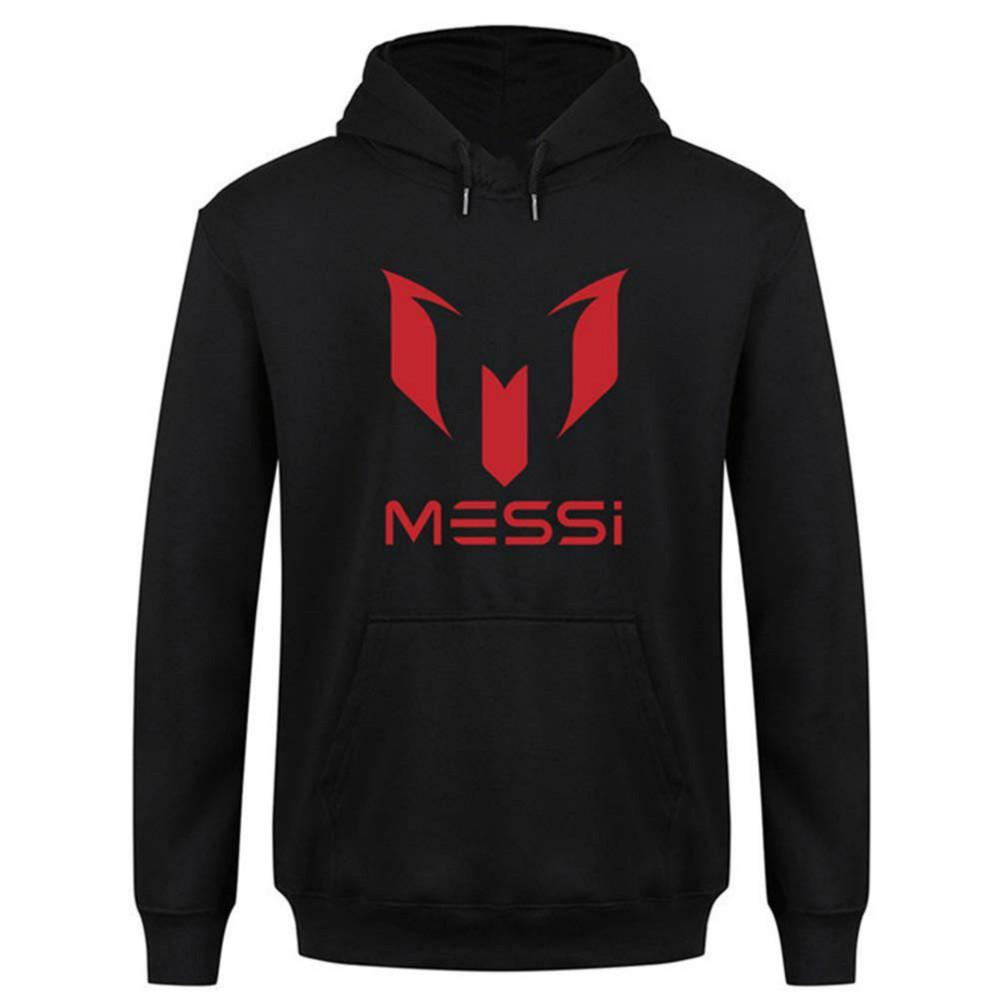 Compre Shocly Camisola Barcelona Moletom Com Capuz Lionel Messi Natal Clube  De Futebol Com Capuz Presente Dos Homens E Das Mulheres De Tigerball 02c08cdcd65b8