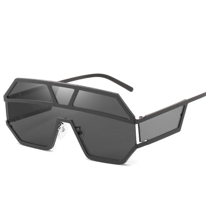 d170264764 Gafas De 2019 Sol Cuadradas Compre Nuevo Hombres Diseñador Piloto ukTPXOZi