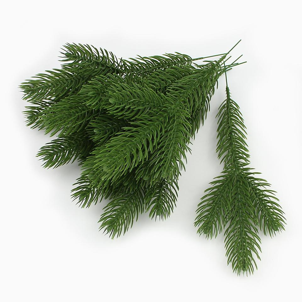 2019 Artificial Pine Branches Fake Plants Artificial Flowers