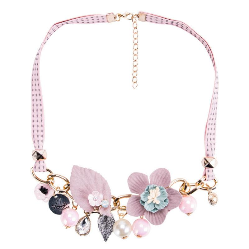 KLEEDER Fashion Statement Necklaces   Pendants Women Choker Jewelry ... 403d375987a8