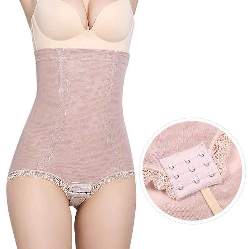 652f32751 2019 Women Control Panties Slimming Panties Shaped Underwear Tummy Corset High  Waist Body Shaper Plus Size M To 3XL From Goddard