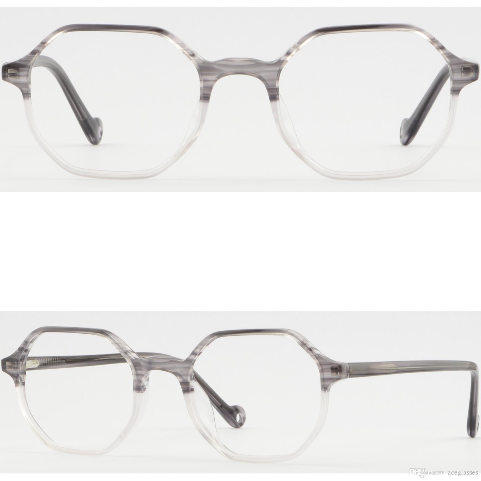 il più votato genuino selezione mondiale di reputazione affidabile Occhiali da vista con montatura in acetato e occhiali da vista