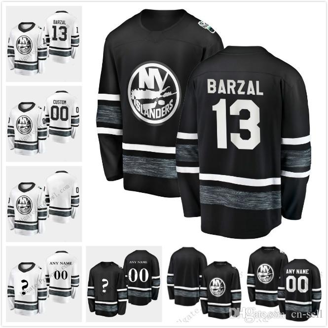 2019 All Star Game Parley Customize Jersey Men Women Youth 13 Mathew Barzal  New York Islanders Hockey Jerseys Stitched UK 2019 From Cn Sell 907c43ef4