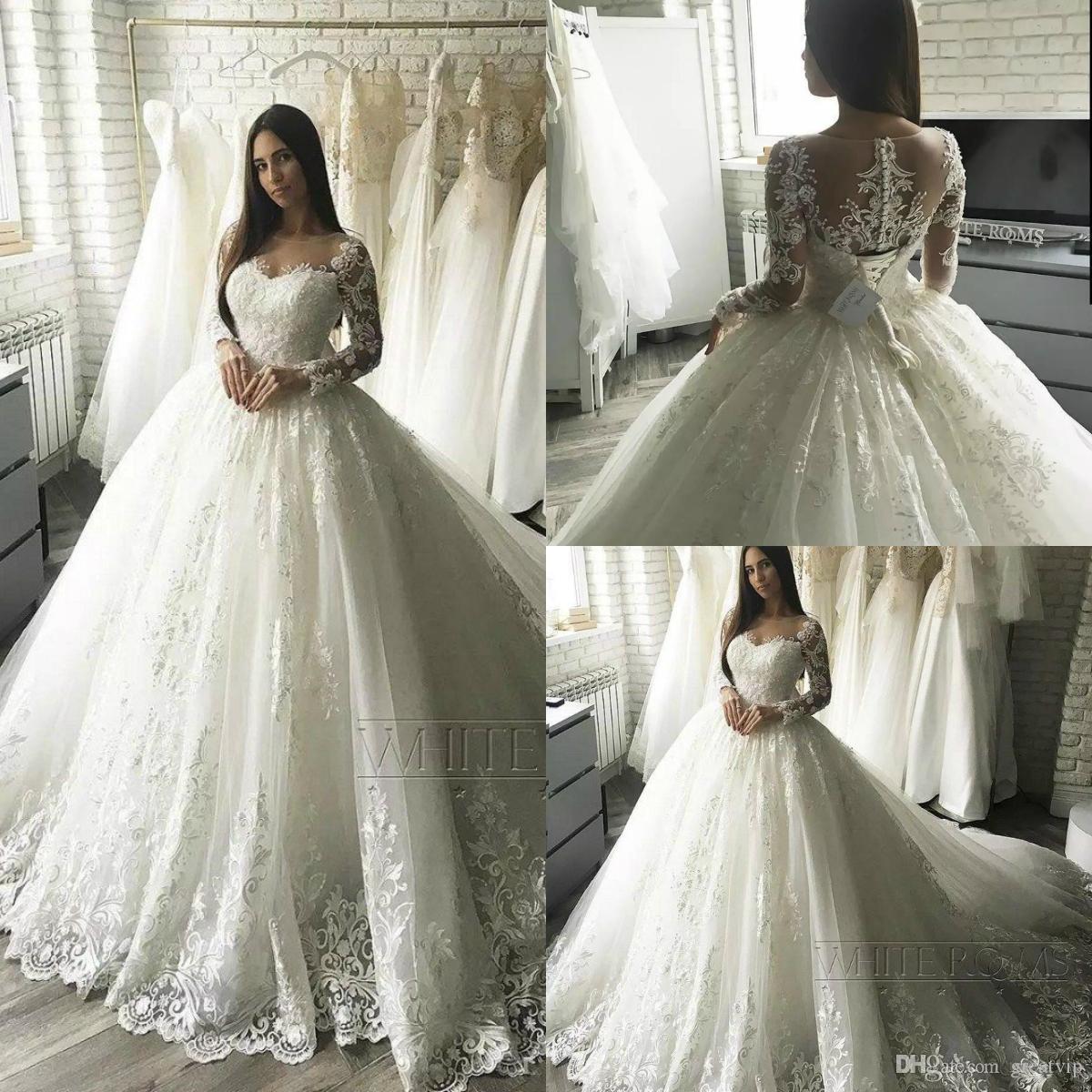 3c6381abf9 Cheap Zuhair Murad Empire Wedding Dresses Discount Deep V Neckline Wedding  Dresses
