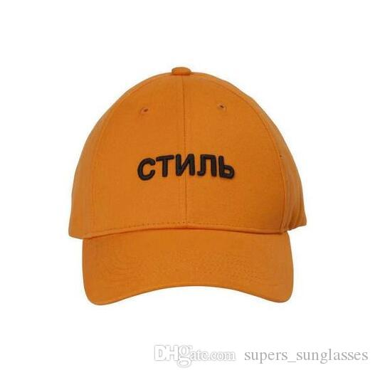 Best Quality Heron Preston CTRNB Embroidery Women Men Baseball Caps ... d98ef55cf549