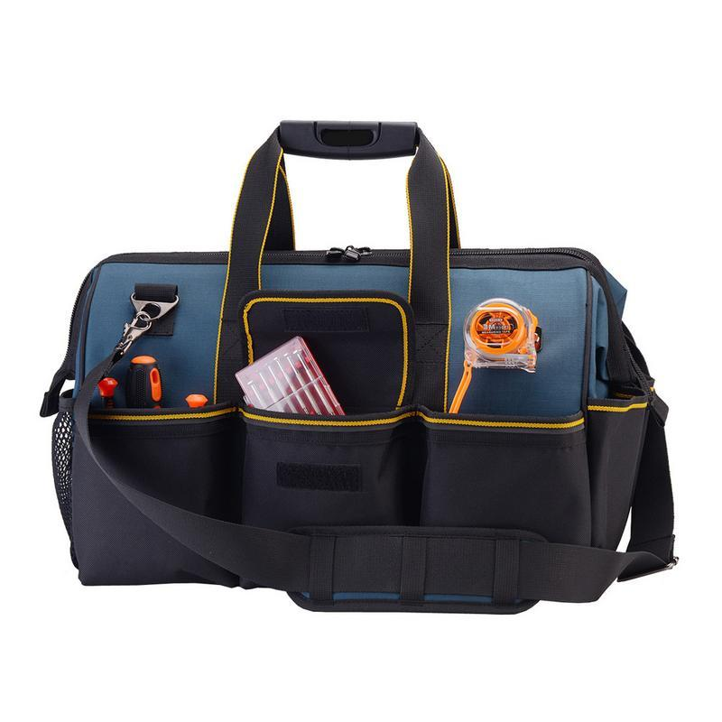 0fd4146a6 2019 Multi Function Repair Kit Bag Kit Single Shoulder Electrical Bag  Accessory  SO From Blithenice