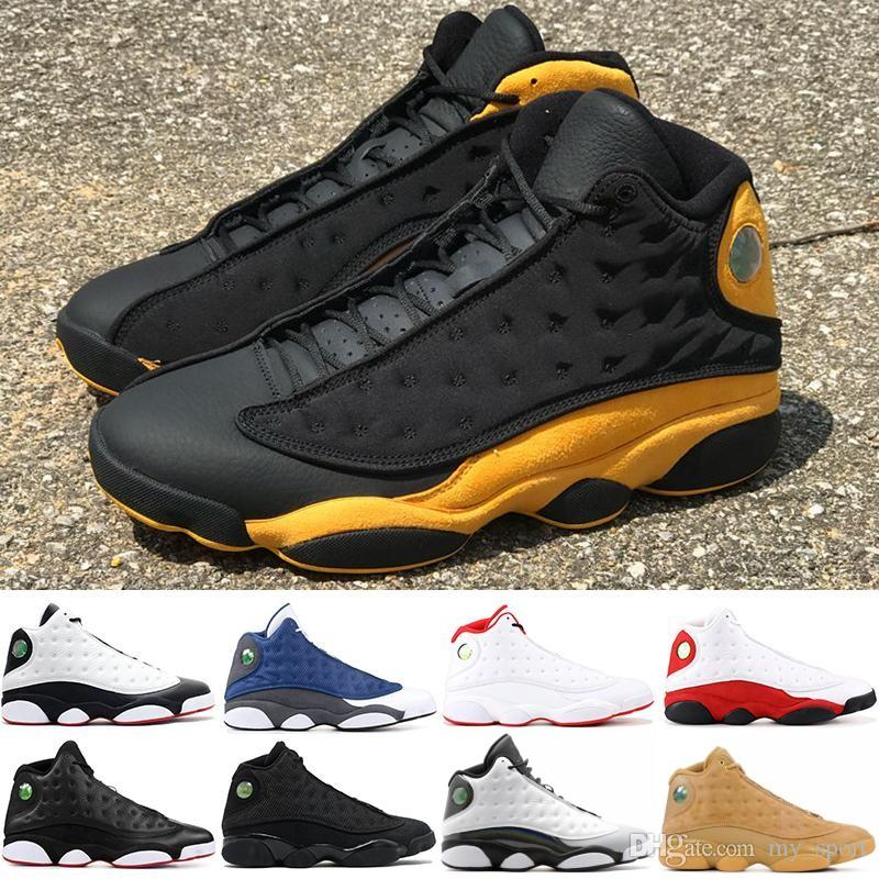 1e54977fd8ca Melo Class Of 2002 13s Mens Basketball Shoes 13 He Got Game Altitude Black  Cat Chicago Playoff Phantom Hyper Royal Sports Sneakers 7 13 Latest Shoes  Shoes ...