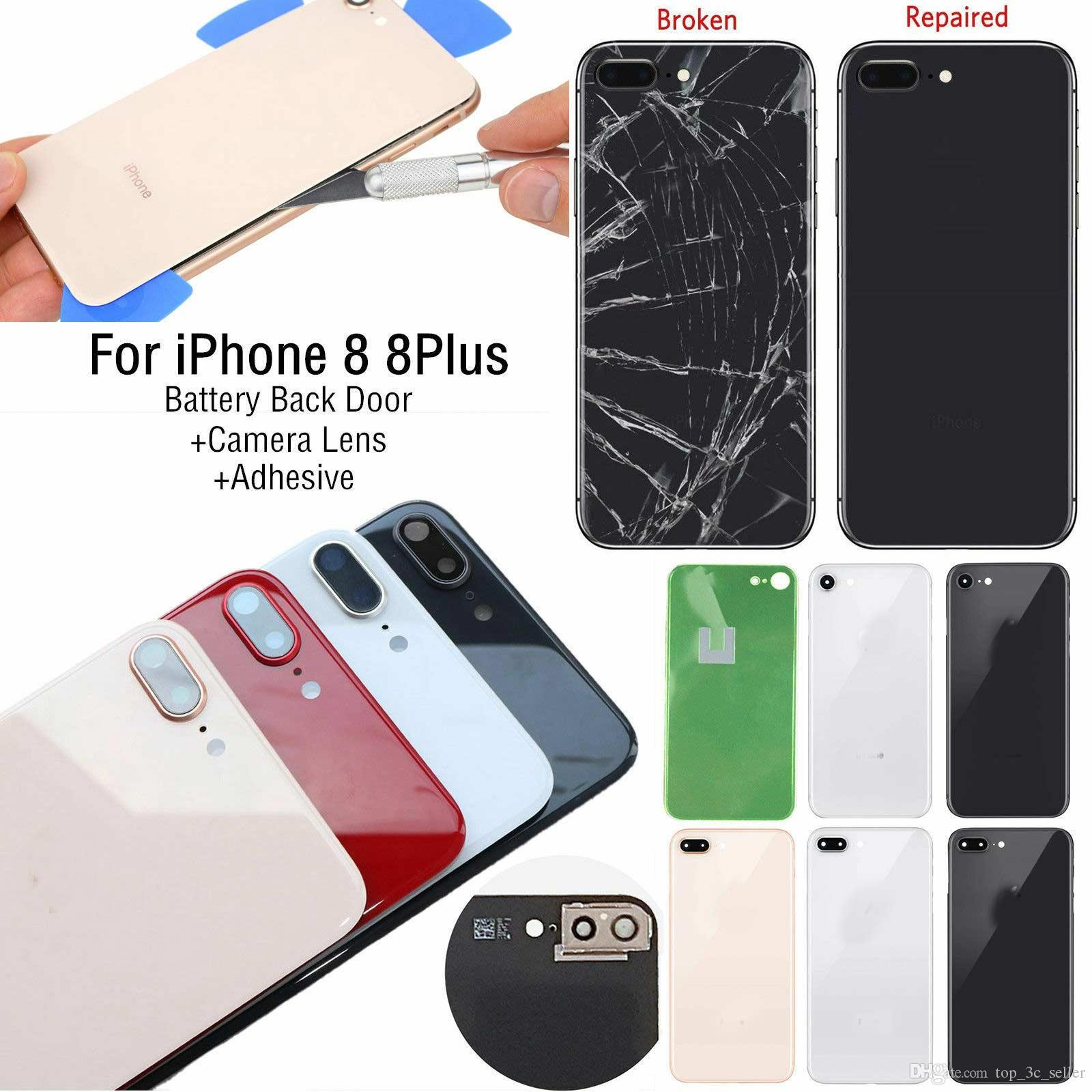 Cases, Covers & Skins Iphone X Oem Back Rear Camera Lens Replacement Glass Only With Adhesive Cell Phones & Accessories