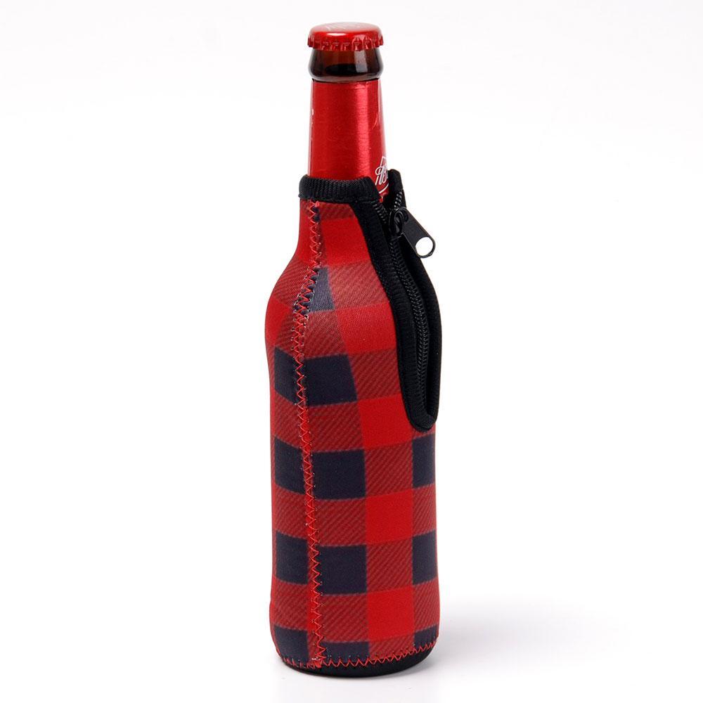 Grosshandel Neopren Bier Beutel Isolierhandgemachter Wein Bevergae