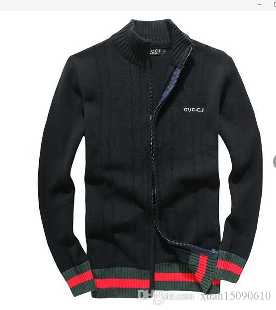 b98649fdf11 2019 Cardigan Men S Cardigan Overcoat Korean Version Wear Sweater Men S  Sweater Zipper Jacket Fashion From Xuan15090610
