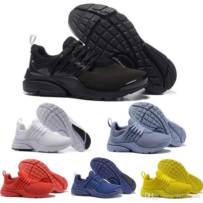 1339847db077 Compre Nike Air Presto X Mid Acrônimo Running Shoes Mens Mulheres  Formadores Confortável Respirável Tênis Esportivos Off Tamanho 5.5 11 De  Laynegale, ...