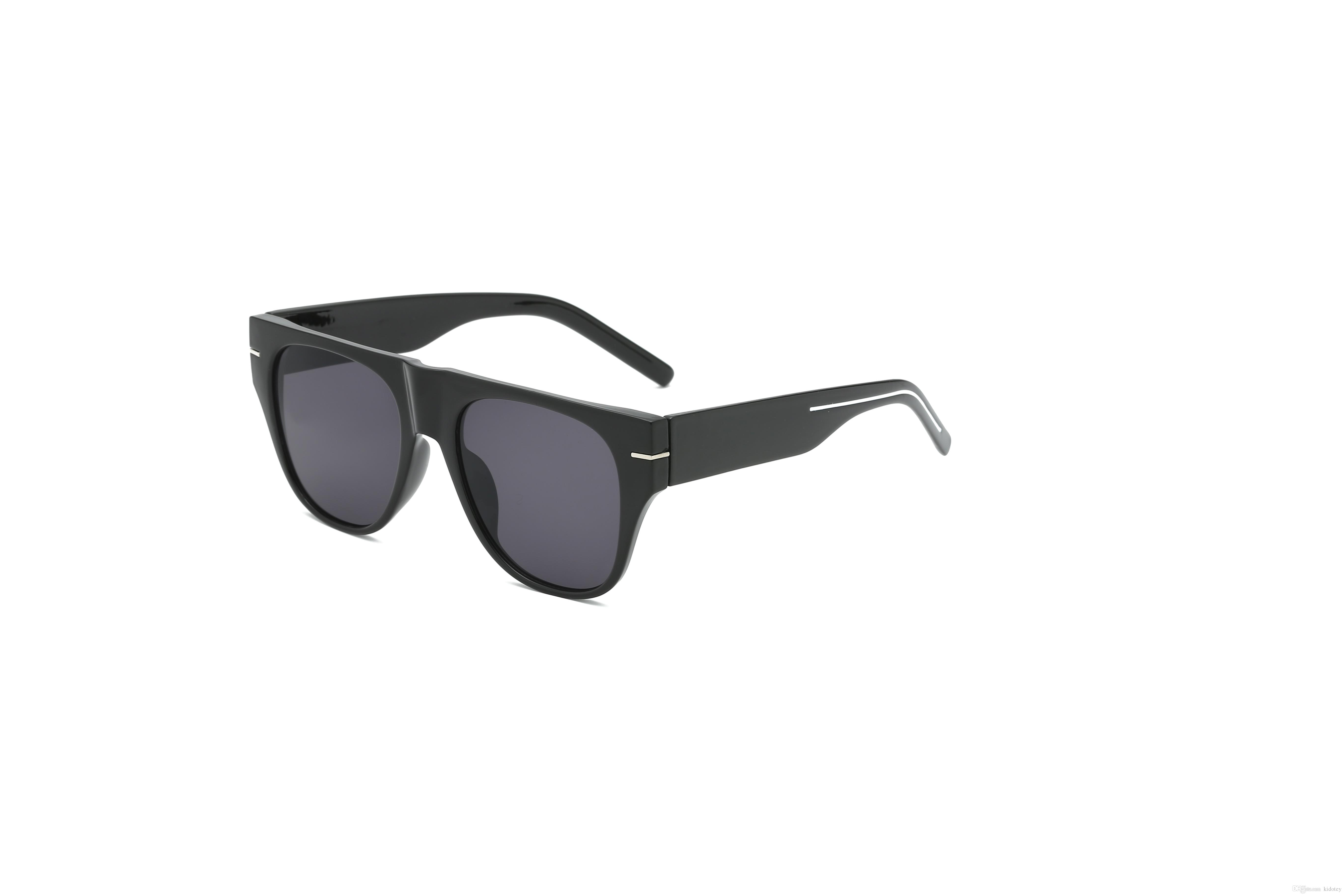 9ae9fc01d2bc New Square Style Fashion Sunglasses for Men And Women, Euramerican ...