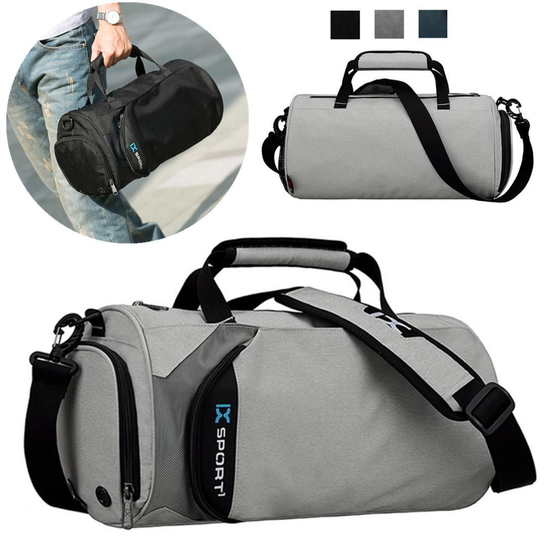 2019 Men Gym Bags For Training Bag 2019 Fitness Travel Sac De Sport Outdoor  With Shoes Pockets Women Yoga Bolsa Large Small Luggage From Godefery a746901b5830d