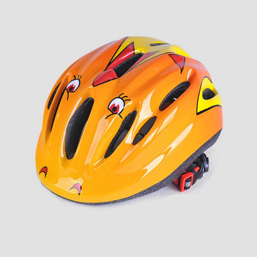 kids Bicycle Helmet Ultralight Children Cycling Helmet Skates Protect Gear for Skateboard Riding spare Bicycle