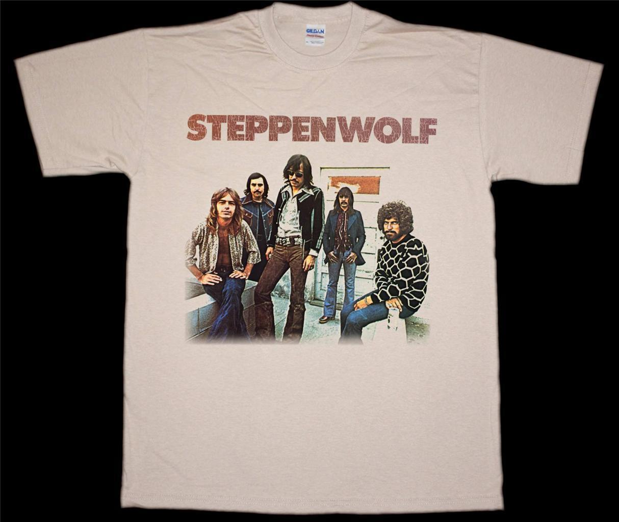 5dfe5ced STEPPENWOLF BAND ROCK BORN TO BE WILD LYNYRD SKYNYRD NEW NATURAL ...