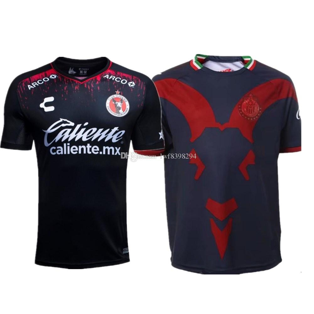 ff22efe3927 2019 2018 2019 Mexico Cuervos Chivas Monterrey Xolos Third Set Tigres  America Casual Shirts Wholesale And Retail From Lwf8398294, $11.82 |  DHgate.Com