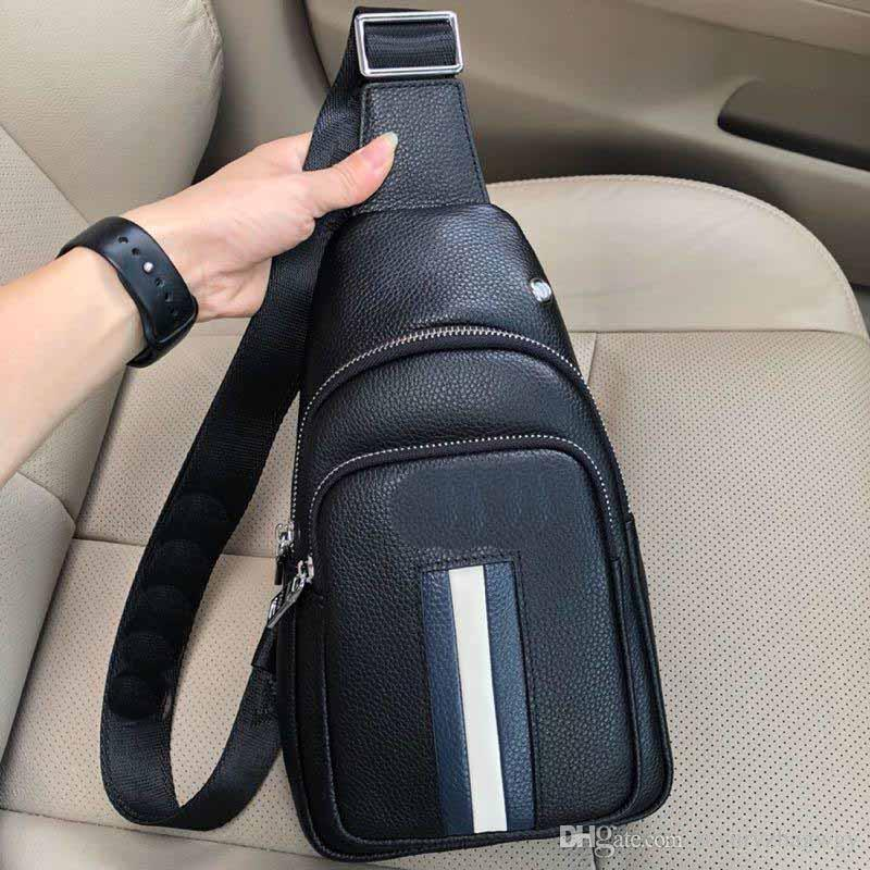 12e4ae3d5d1 2018 AAA+Brand New Waistbag Cross Body Waist Bag Pack Chest Pack ...