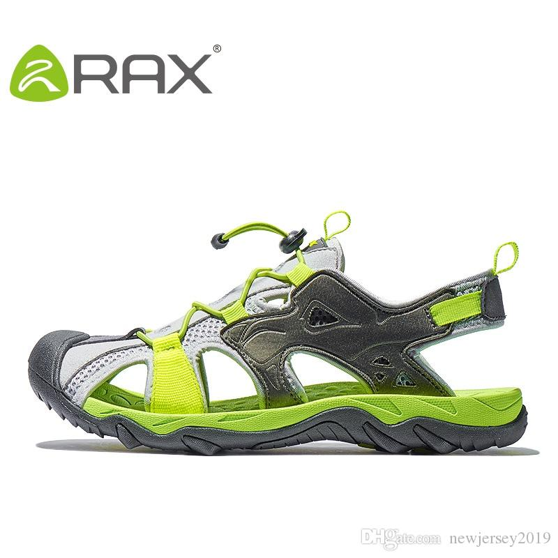 Compre Verano 2018 Rax Zapatos Sandalias Nuevo Hombres Transpirables zGjLqVSUMp