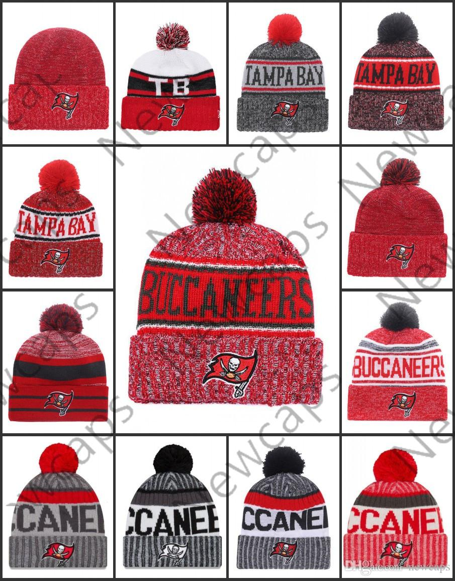 Wholesale Tampa Bay Sport Winter Hats Buccaneers Stitched Team Logo Brand  Warm Men Women Hot Sale Knitted Caps Cheap Mixed Beanies Big Hats Hat  Stores From ... adc33aceb60