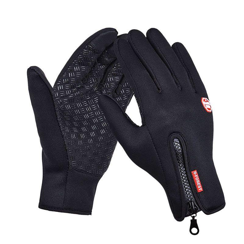 2018 Winter Unisex Ski Gloves Snowboard Gloves Motorcycle Riding ... edb54405c
