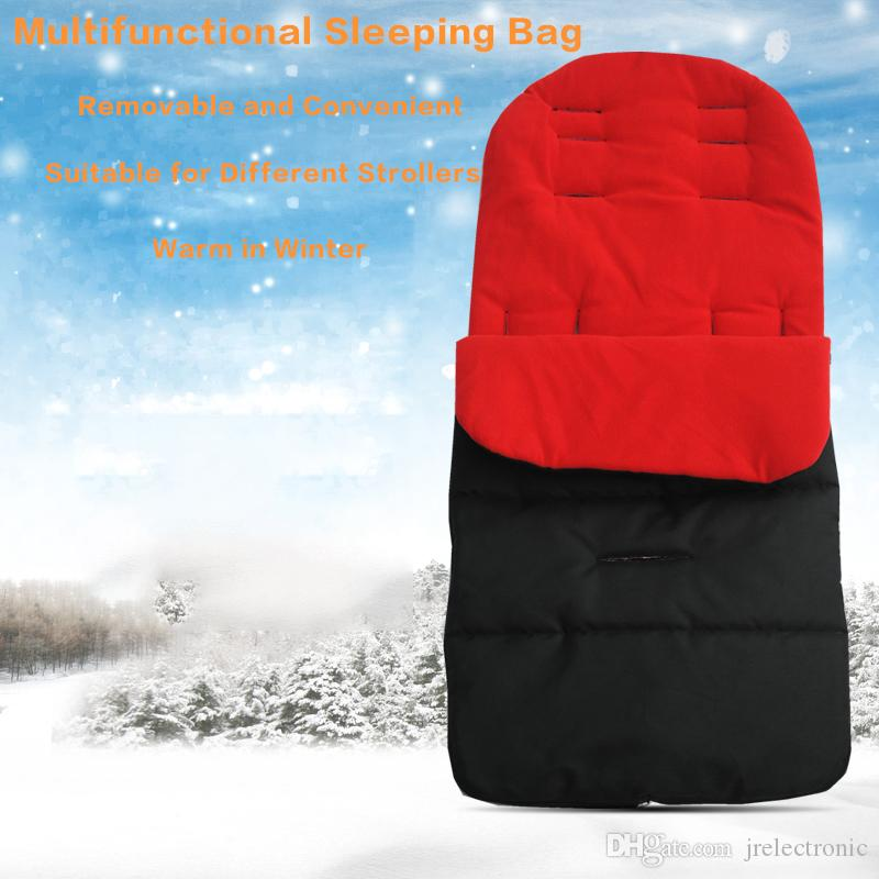 adc884524 Winter Autumn Multifunctional Universal Baby Carriage Foot Cover ...